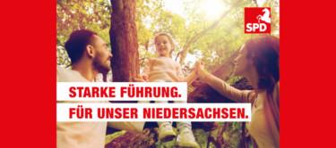 Starke Führung für unser Niedersachsen