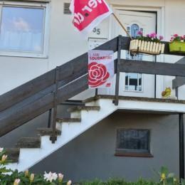 1. Mai 2020, Solidarität, SPD Dannenberg