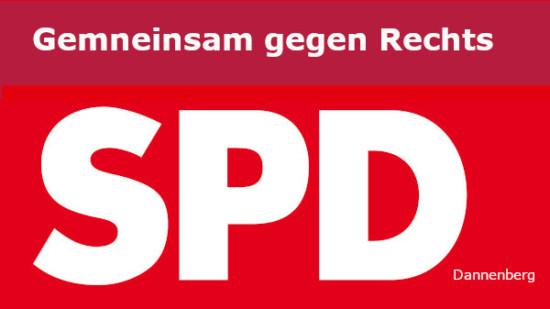 SPD Dannenberg gegen Rechts